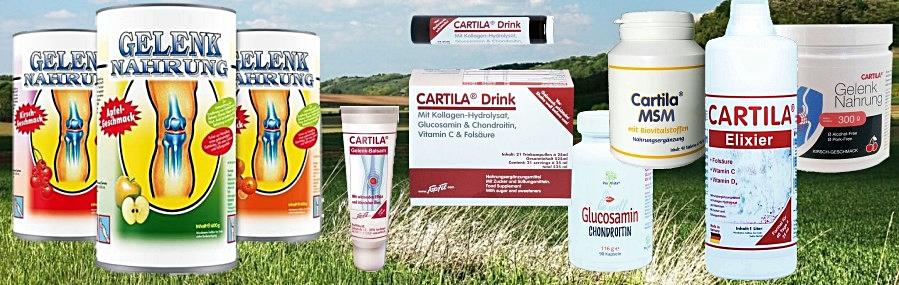 cartila geleng nahrung termékek ízületre
