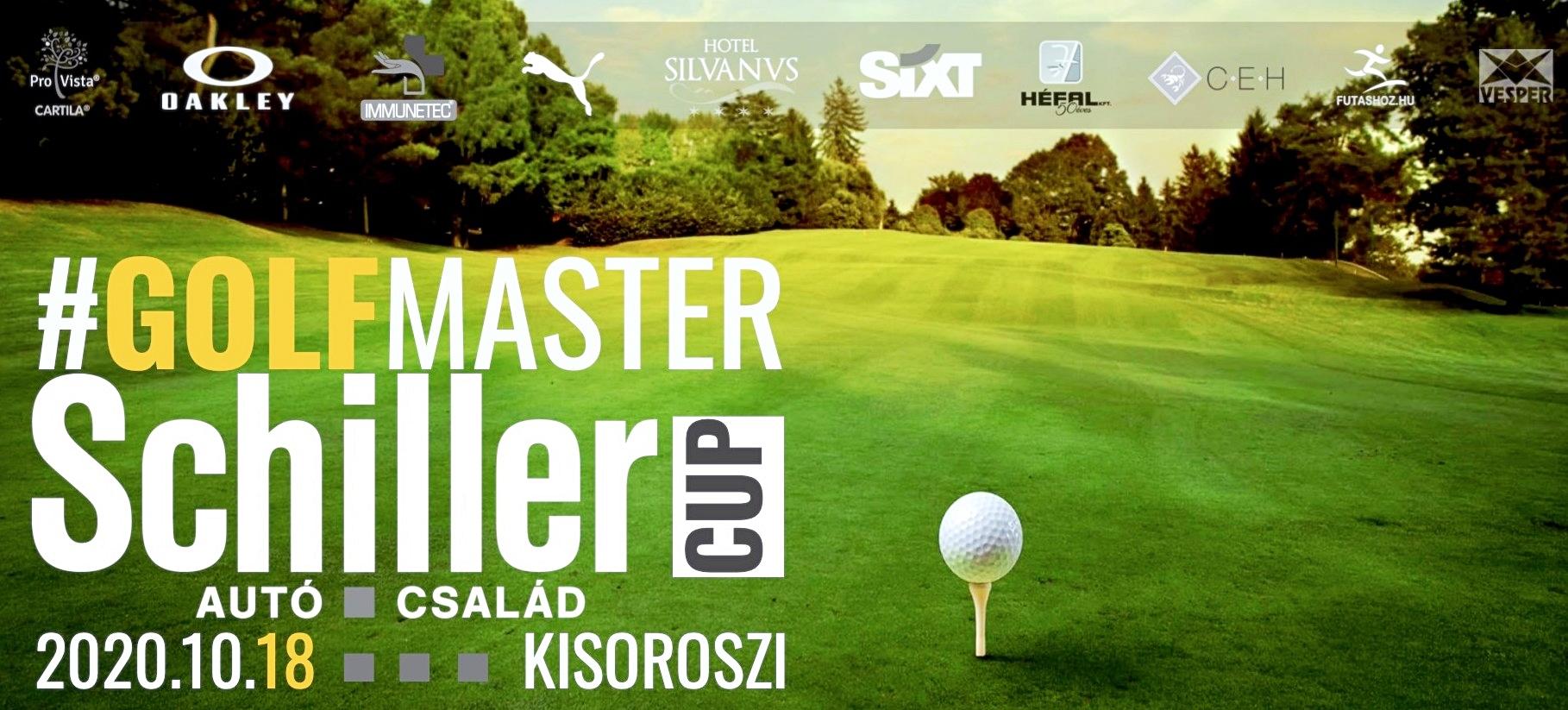 GolfMaster Cup 2020 Kisoroszi cartila gelenk nahrung támogatás