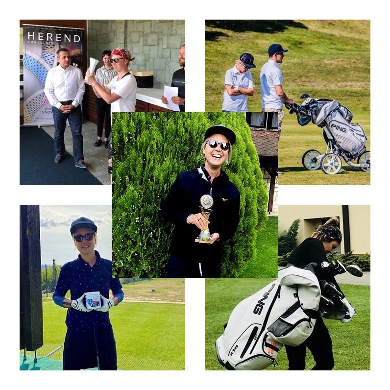 Marian Linda golf Cartila